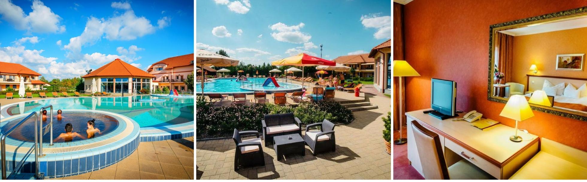 Aqua-Spa Konferencia és Wellness Hotel**** Cserkeszőlő - {ej} - {old_price} helyett {kedvezmeny} kedvezménnyel