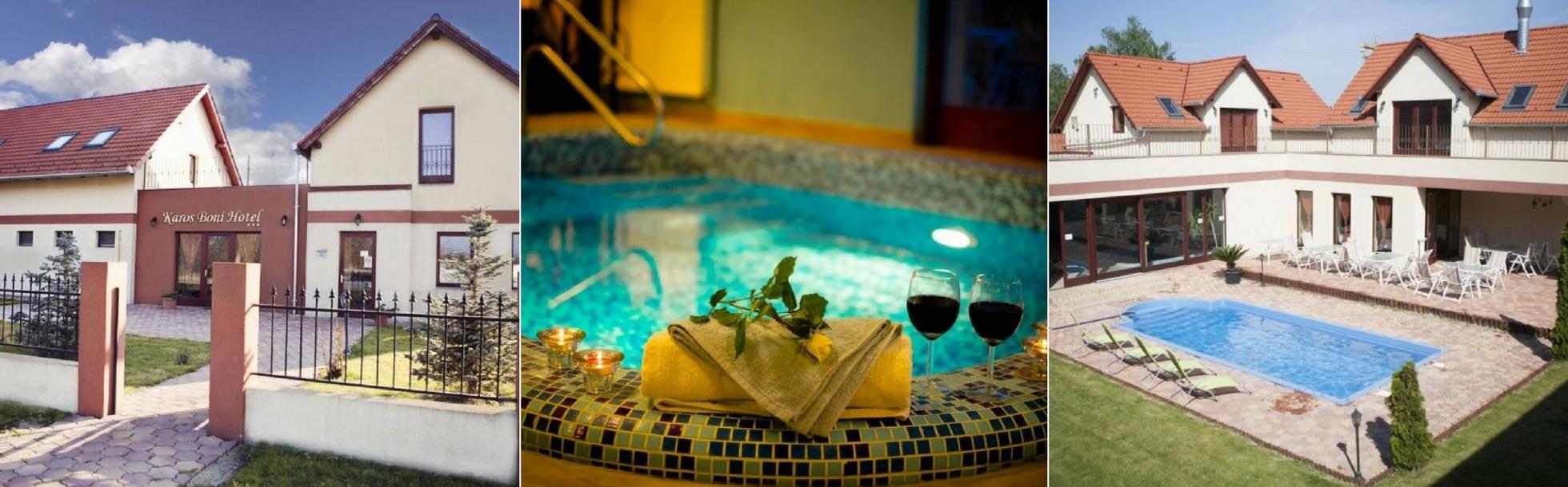 Boni Családi Wellness Hotel Zalakaros*** superior - {ej} - {old_price} helyett {kedvezmeny} kedvezménnyel