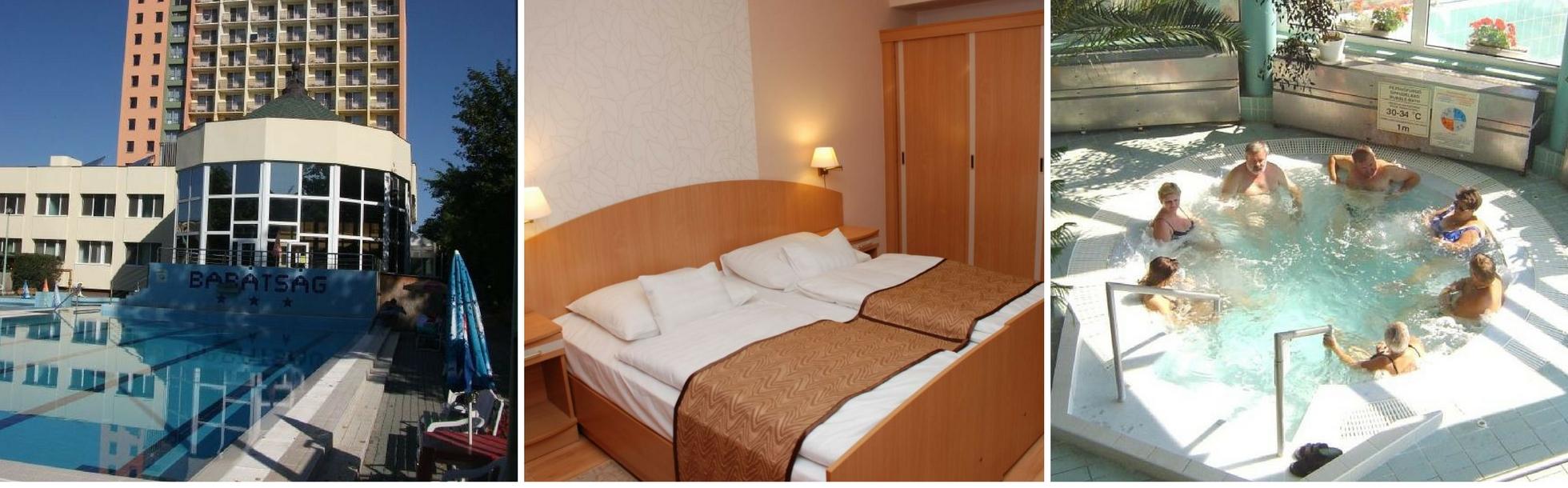 Barátság Hotel***superior Hajdúszoboszló - {ej} - {old_price} helyett {kedvezmeny} kedvezménnyel