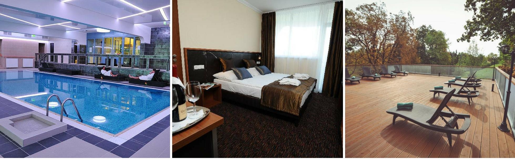Eger&Park Hotel**** Eger - {ej} - {old_price} helyett {kedvezmeny} kedvezménnyel