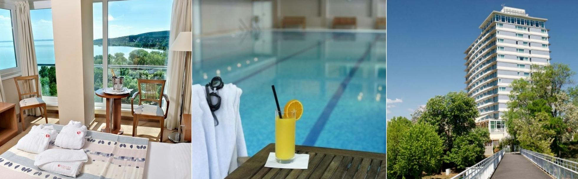 Hunguest Hotel Bál Resort**** Balatonalmádi - {ej} - {old_price} helyett {kedvezmeny} kedvezménnyel