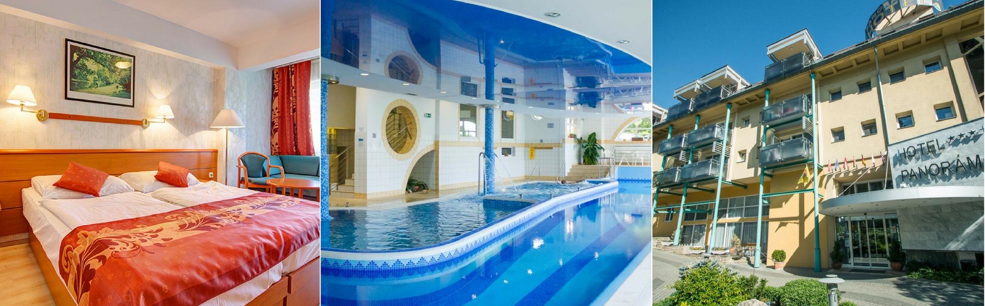 Panoráma Hotel*** Balatongyörök - {ej} - {old_price} helyett {kedvezmeny} kedvezménnyel